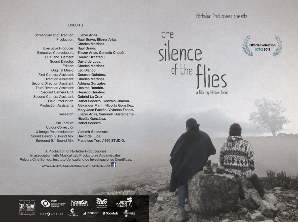 university of kent uk visual anthropology silence is golden but my eyes still see award winning documentary the silence of the flies